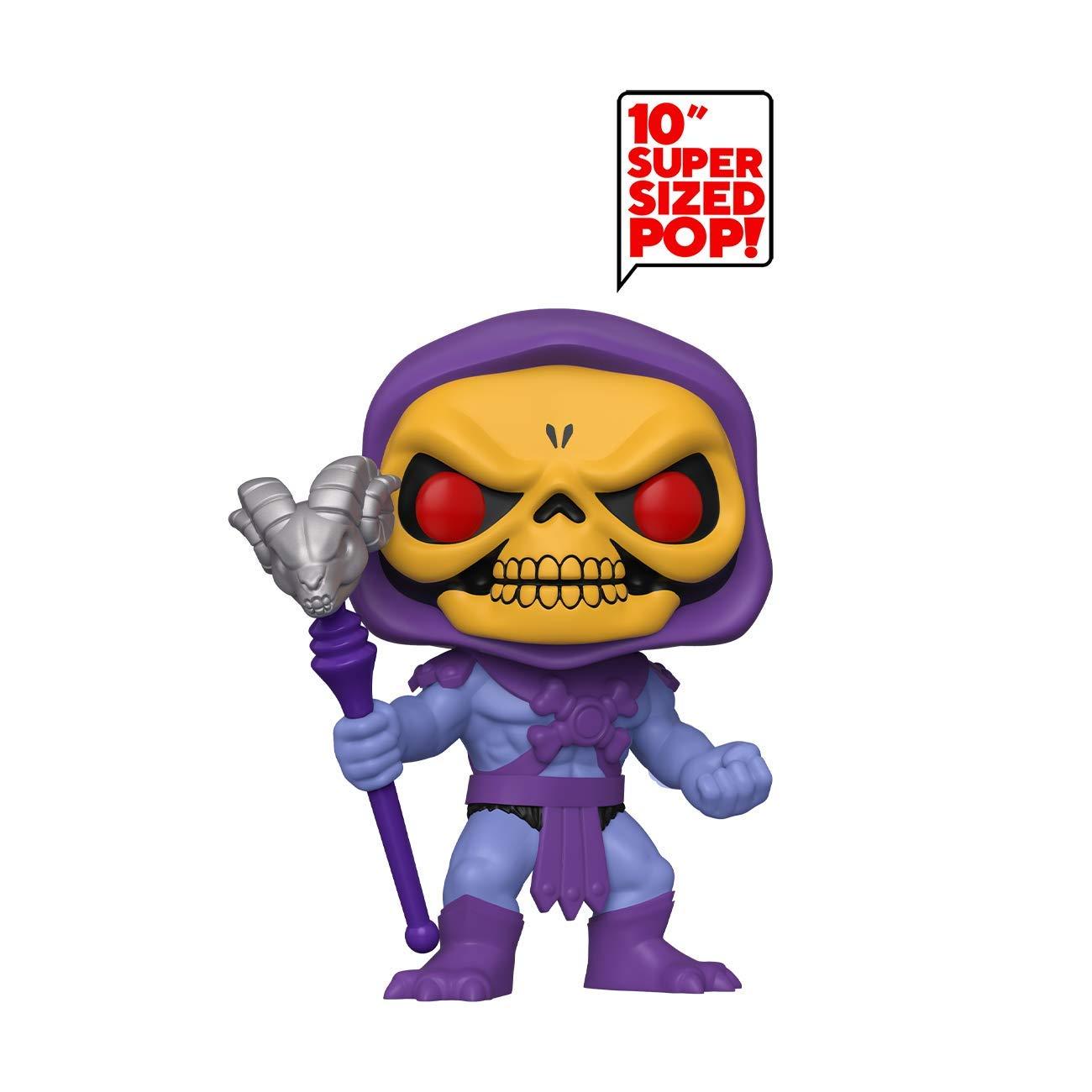 Funko Pop! Animation: Masters of The Universe - 10 Inch Skeletor Vinyl Figure