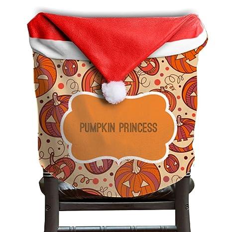 Pumpkin Lantern Christmas Chair Covers STYLISH Not Fade Chair Covers For  Christmas For Adult Dinner Chair