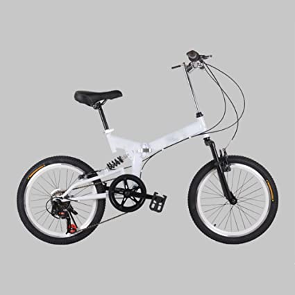 YEARLY Adultos Bicicleta Plegable, Montaña Bicicleta Plegable ...