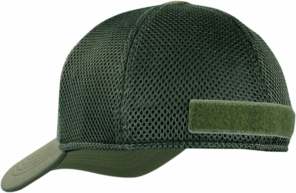 Condor Mesh Fitted Tactical Cap Bundle Punisher//DTOM Patches