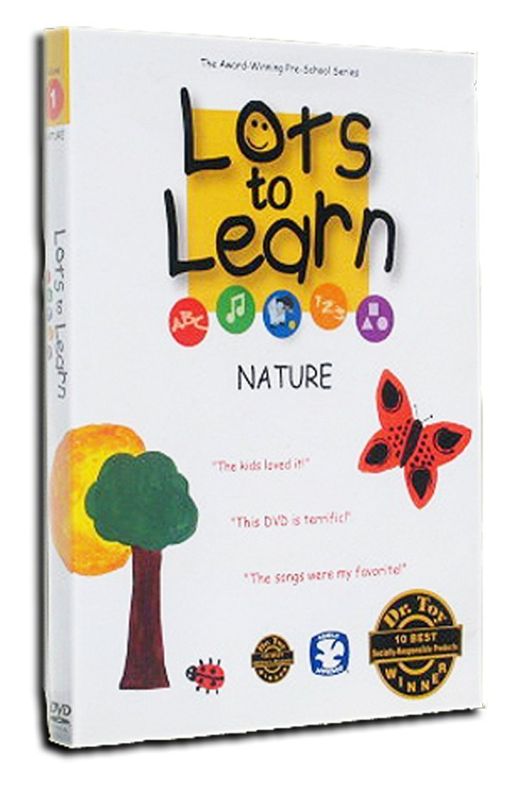 Lots To Learn Preschool Videos: Nature by Lots To Learn, LLC