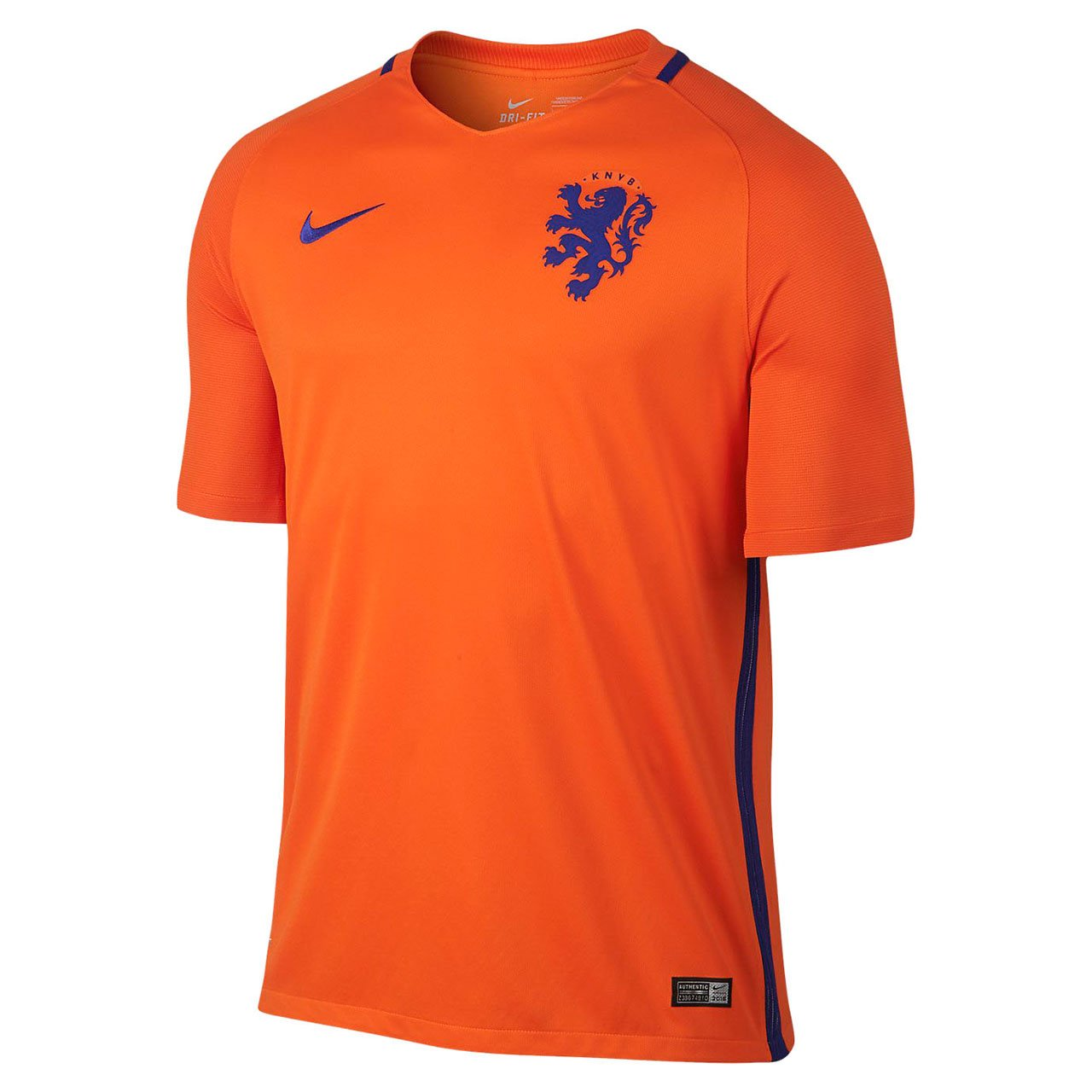 Amazon.com   Nike Netherlands Home Stadium Soccer Jersey (Small) Orange    Sports   Outdoors 52105d32f5