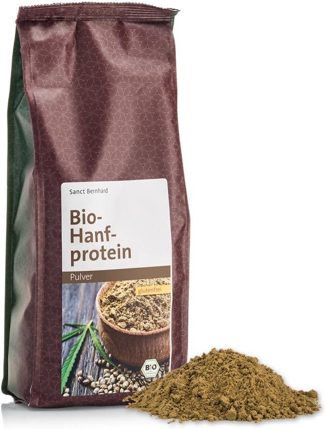 Proteína de Cañamo en polvo BIO - 750gr: Amazon.es: Salud y ...