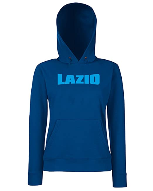 sudadera Lazio mujer