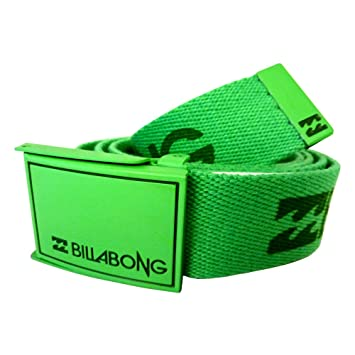 BILLABONG Ceinture Corporate Belt, Homme, POISON GREEN  Amazon.fr ... da96f9df99a