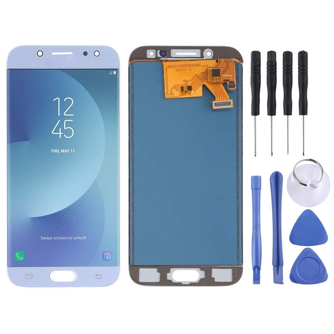 para Galaxy J5 material TFT Negro J530F // DS 2017 J530Y // DS ACCESORIOS SMART MOBILEPHONE PANT ACCESORIOS DE TELEFONO MOVIL INTELIGENTE Pantalla LCD COU y ensamblaje completo del digitalizador