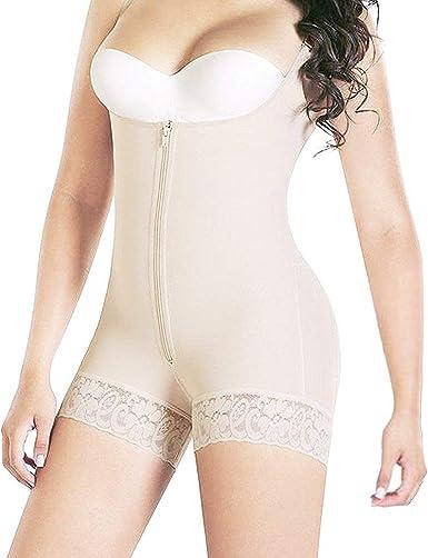 Women/'s Underbust Full Body Shaper Waist Slimming Shapewear Tummy Control