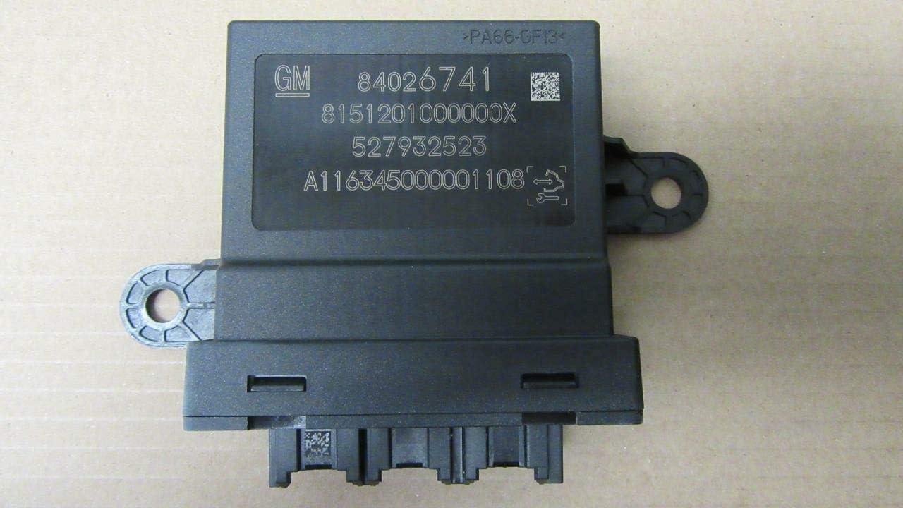 OEM Envision Chevy Volt Park Assist Computer Module 84026741