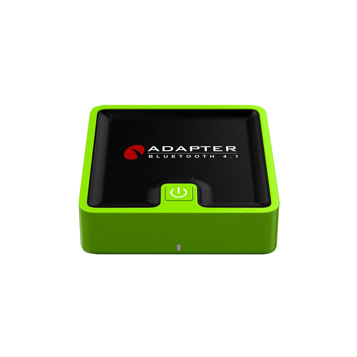 Vacio TI-039 Bluetooth 4.1 2in1 Transmitter Receiver Digital Optical Wireless Audio Adapter Support APT-X aptx / Wireless A2DP Audio Adapter with SPDIF & Aux 3.5mm -Green
