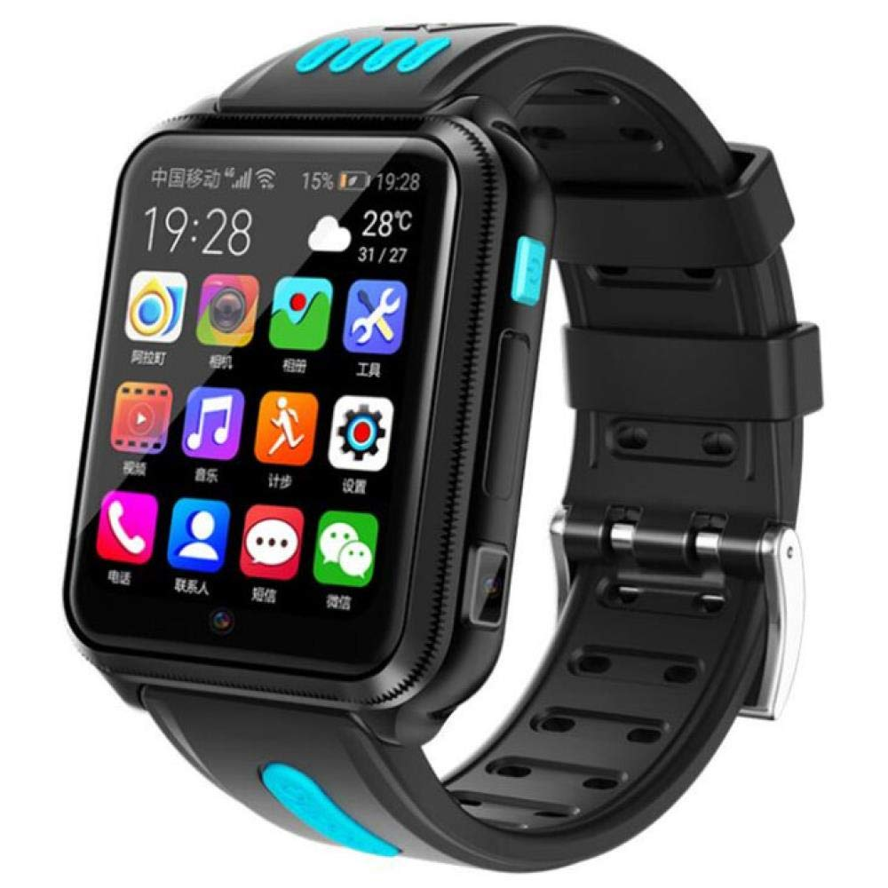 MZNEO 4G Childrens Smart Watch H1 Android Phone Kids SmartWatch ...