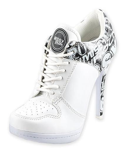 Street Bags High Rockz WhiteAmazon Sport co Heels ukShoesamp; gv7bfyY6