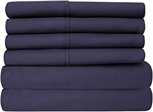 Ras Decor Linen 100% Cotton-600 Thread Count Sateen Weave-Natural, Soft, 16
