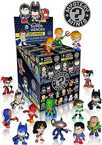 061a3e2cccf Amazon.com  Funko DC Super Heroes Justice League Mystery Minis 2.5 ...