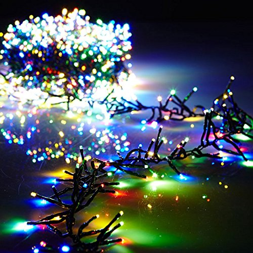 Christmas Cluster Lights Outdoor