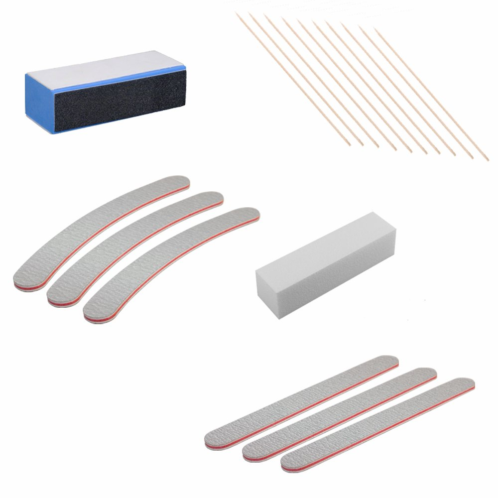 Nail Acryl Set Profi Starterset Acryl: Amazon.de: Beauty