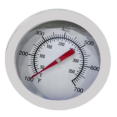 ulable de cocina acero inoxidable termómetro de horno termómetro ...