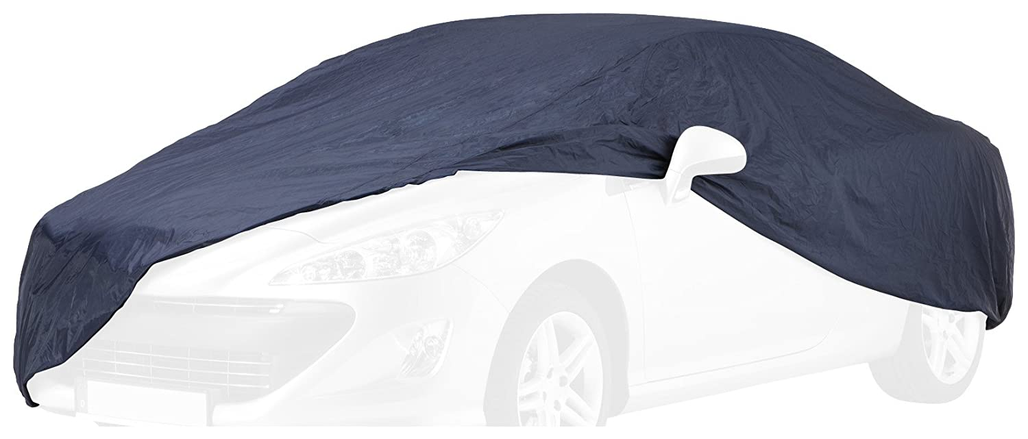 for VW Touran and similar models Cartrend VAN full car cover New Generation polyester blue weatherproof