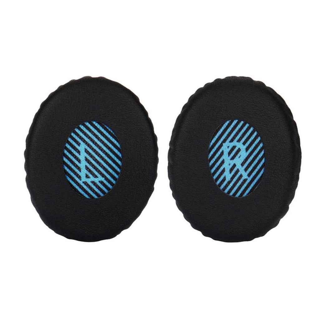 Bobury 1 Paar Anti-Staub-Ohr-Pads Schwamm Earshield Kissen Protein Leder Kopfh?rer-Abdeckung Headset Earcaps f¨¹r Bose OE2 OE2i