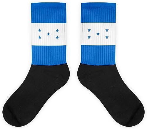 Choose to Rep Honduras – Flag Socks