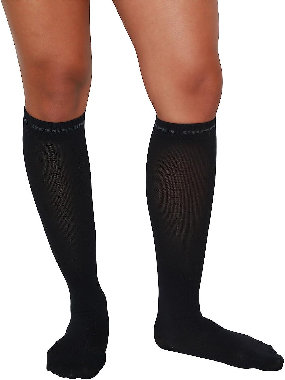 Compression Socks - Great for Running, Nurses, Tennis, Basketball, Travel, Flying, Maternity Pregnancy, Shin Splints
