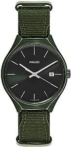 Rado Dress Watch For Men Analog Nylon - R27233316,