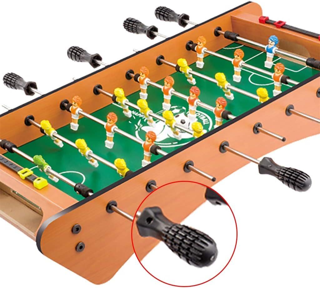 Hh001 Mesa de fútbol Mesa de Billar Juegos de Mesa Juego de Rompecabezas de Dibujos Animados Juguete Infantil Juguete Juego de Billar Regalo para niños (Color : Color , Size :