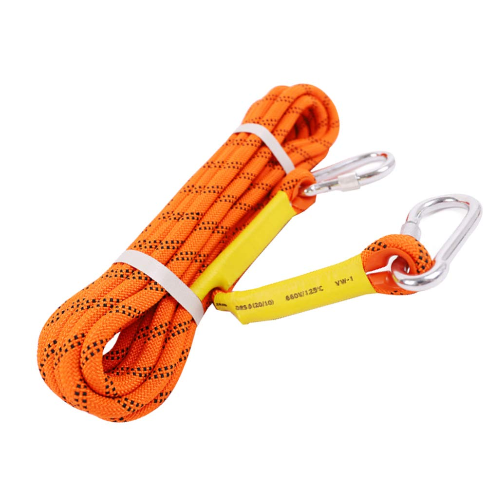 YYBT YYBT YYBT Felskletter-Rope, 10m 20m 30m 40 m Escape Safety Rope Multifunktionale Cord Outdoor Professional Climbing Cord Diameter 10.5mm B07NQCV75R Einfachseile Modern f7bc0d
