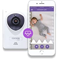 Cocoon Cam Plus - Baby Monitor with Breathing Monitoring - New 2018 Version