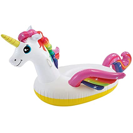 INTEX Unicorn Juguete Inflable - Juguetes inflables (Piscina ...