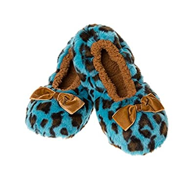 Snoozies slippers super soft warm fleece /& cosy Style Daisy Bling Col Assorted