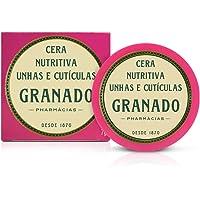 Linha Pink Granado - Cera Nutritiva Unhas e Cutículas 7 Gr - (Granado Pink Collection - Nutricious Wax for Nails and Cuticles 0.2 Oz)