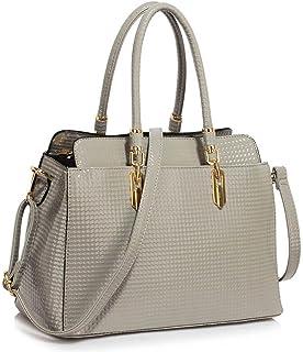 Ladies Snakeskin Handbag Womens Patent Shoulder Bag Large Designer  OfficeFashion 5781d4bea78c0