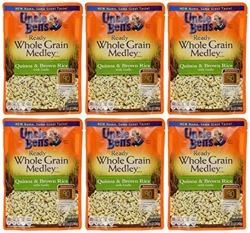 uncle-bens-ready-rice-whole-grain-medley-quinoa-brown-rice-85oz-pouch-pack-of-6-by-uncle-bens