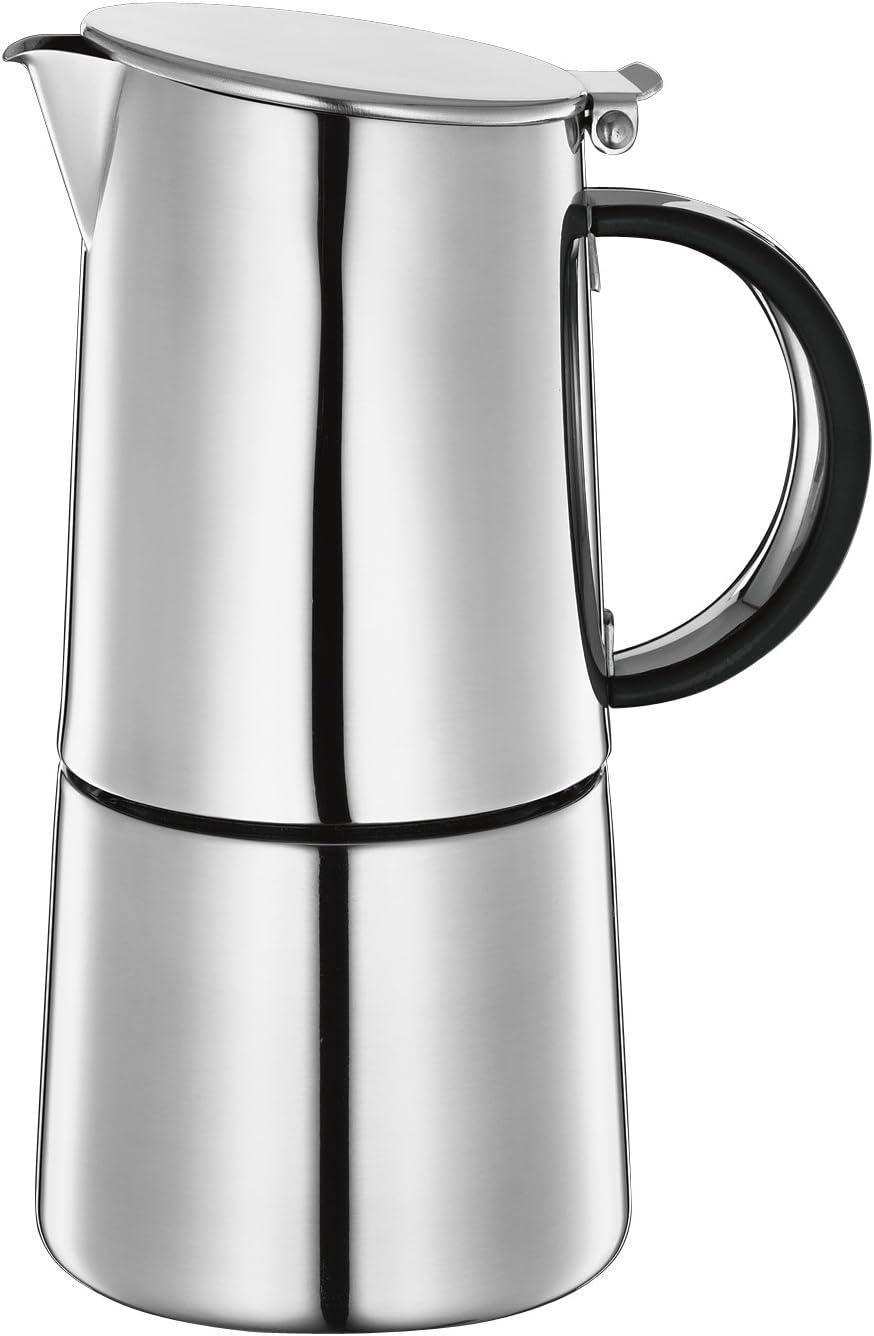 Cilio 540192 Nabucco - Cafetera Espresso para 6 Tazas: Amazon.es ...