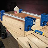 IRWIN Tools Record Parallel Jaw Box Clamp, 48-inch (2026501)