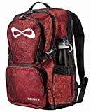 Nfinity Sparkle Backpack, Red