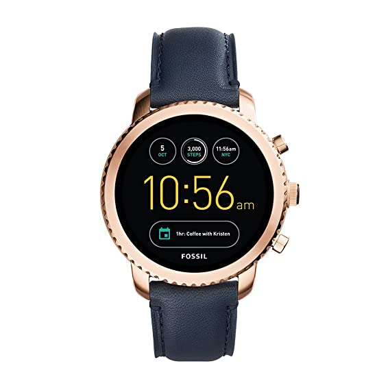 4e55c471a7d4 Fossil FTW4002 Smartwatch Digital para Hombre