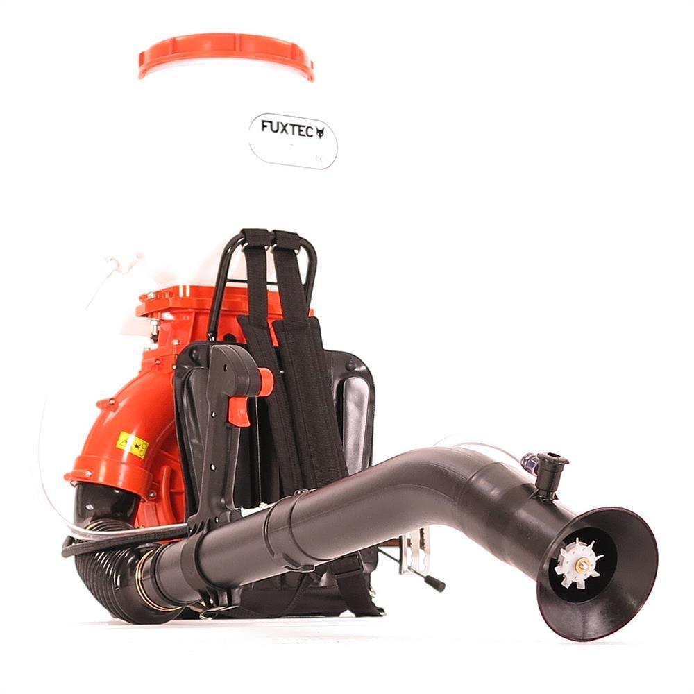 FUXTEC Benzin Motorsprüher 26l Gartenspritze Düngerspritze Rückenspritze Salzsprüher