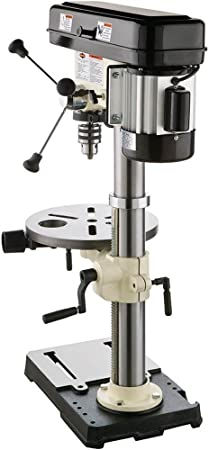 Shop Fox W1848 13-1//4-Inch Oscillating Floor Drill Press