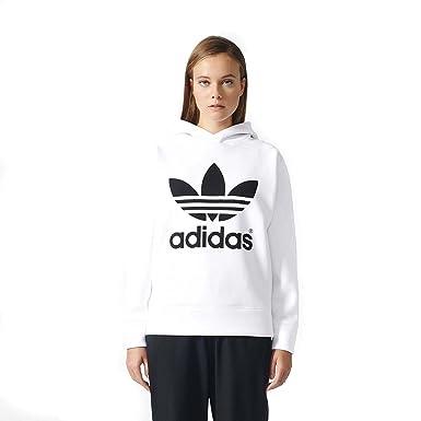 Adidas Frauen Originals Hyke Hoodie # az3159, damen, weiß