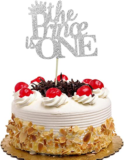 SLIVER GLITTER AGE 7 CANDLE CAKE TOPPER DECORATION PARTY SUPPLIES CELEBRATION