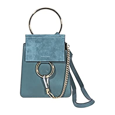 e5486278af Image Unavailable. Image not available for. Color: Chloe Faye Suede  Calfskin Mini Bag ...