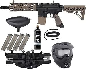 Action Village Tippmann TMC Paintball Gun Epic Package Kit #2