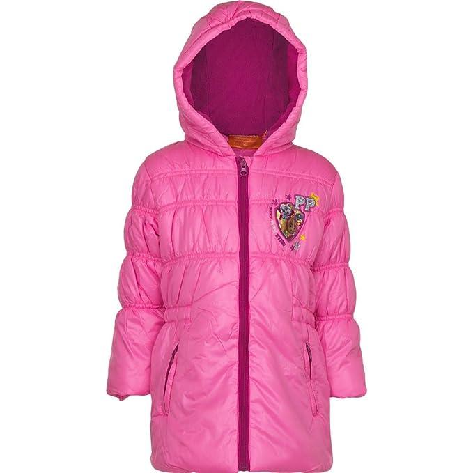 Paw Patrol - Abrigo - chaqueta guateada - para niña: Amazon.es: Ropa y accesorios