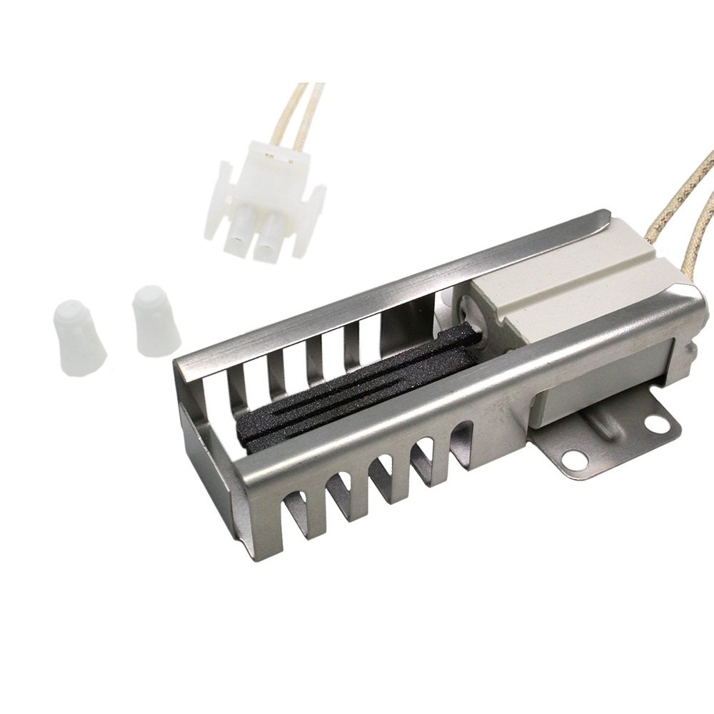 MAYITOP Replacement Flat Oven Ignitor WB13K21 For GE Hotpoint Kenmore Maytag Magic Chef Gas Range PS231280 AP2020569