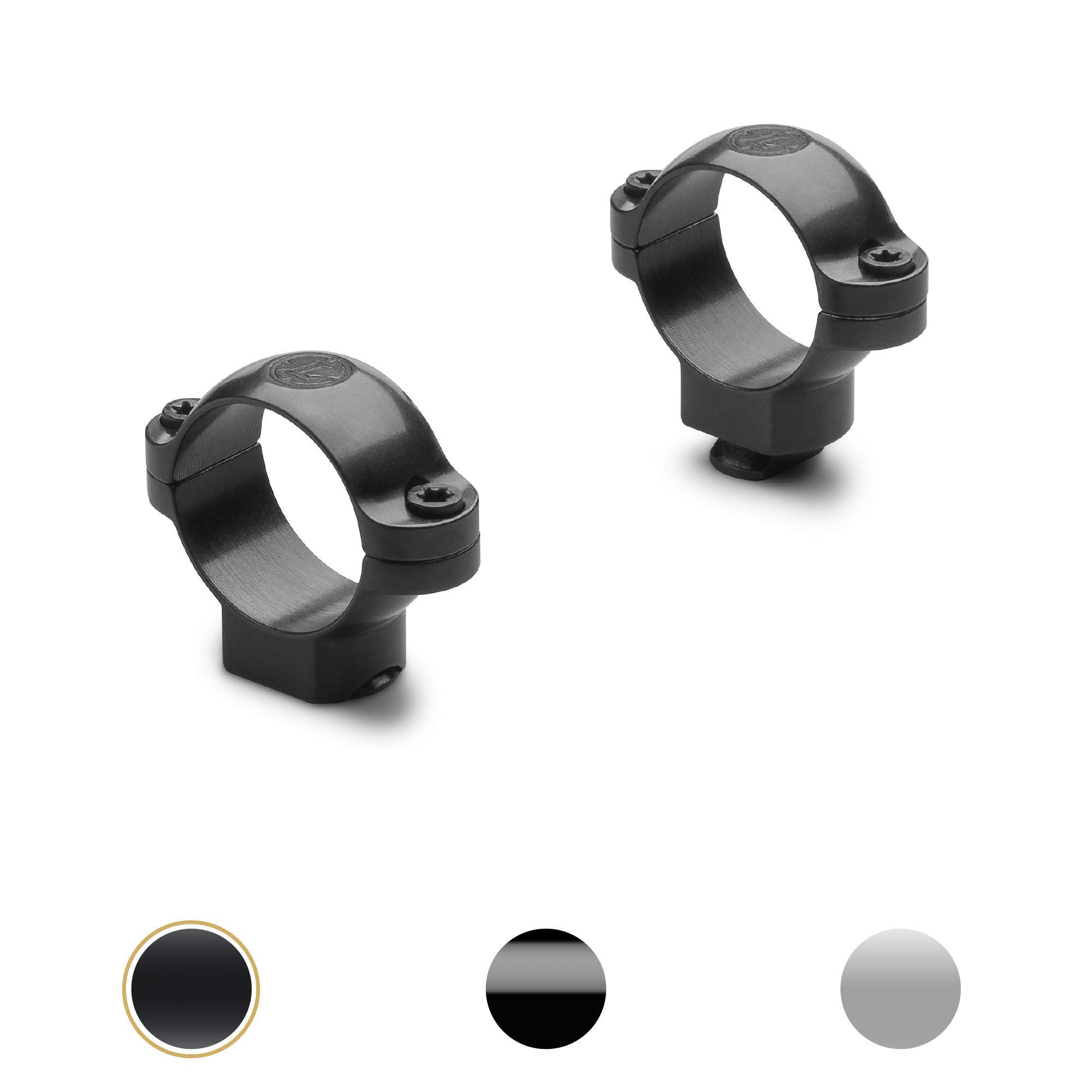 Leupold Standard Scope Rings , Matte , 30mm Medium
