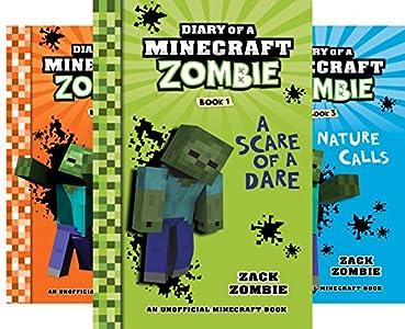 Minecraft Books: Diary of A Minecraft Zombie Book 2: Bullies