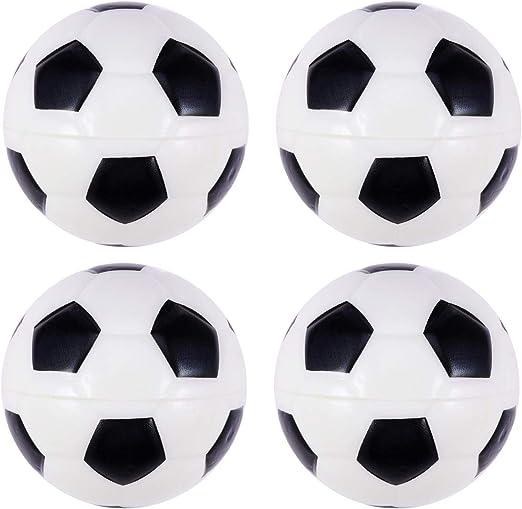 Pelotas de fútbol Amosfun de espuma para deportes, juguete para ...