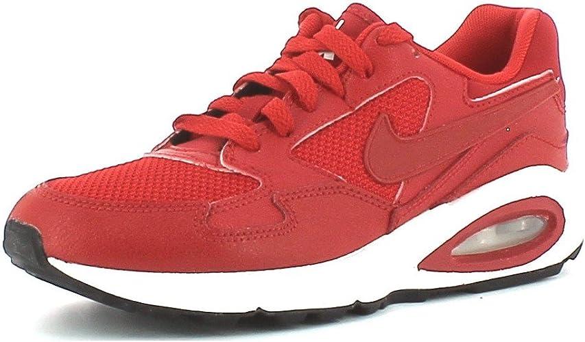 Nike Air MAX st (GS), Zapatillas de Running para Niños, Rojo (Rojo ...