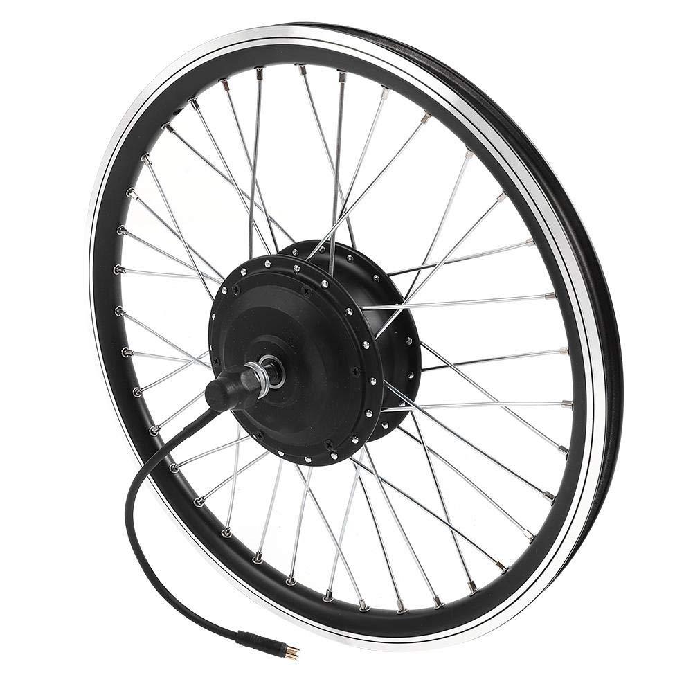 36V//48V 350W Velocidad M/áxima 28km//h Pantalla LED Rueda de 20 Pulgadas Kits de Conversi/ón de Bicicleta El/éctrica Kit de Control de Motor de Rueda Focket Kit de Bicicleta El/éctrica